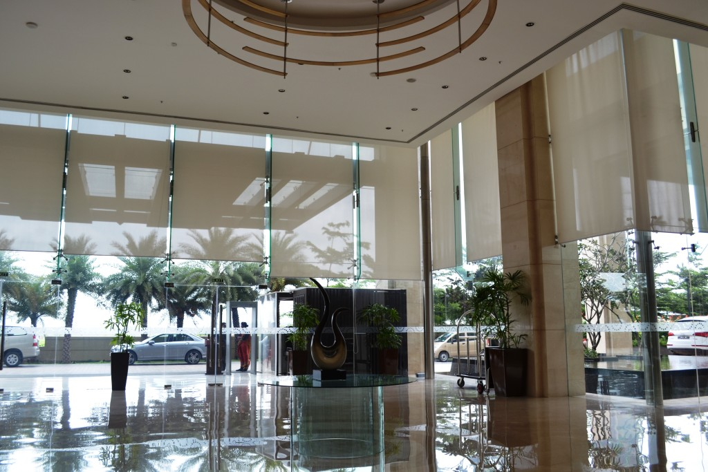 My Ideal Monsoon Getaway  – Courtyard By Marriott Pune Chakan