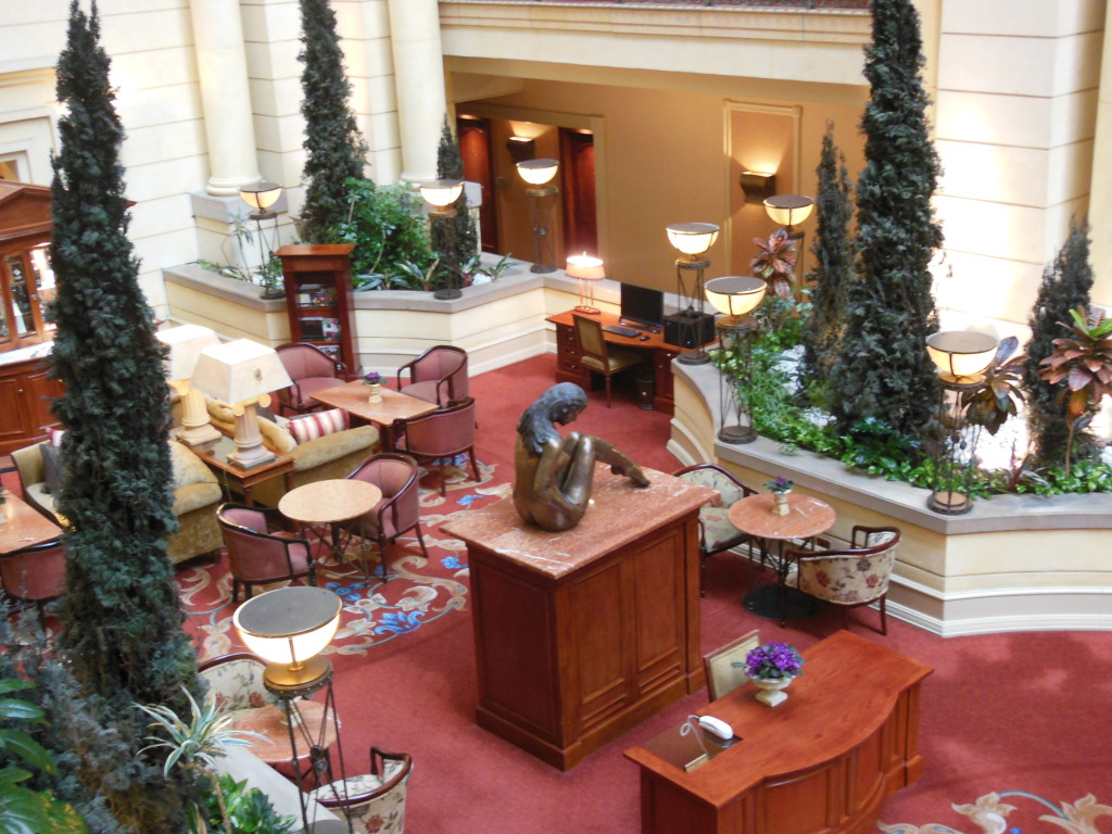 The Michelangelo Hotel – South Africa