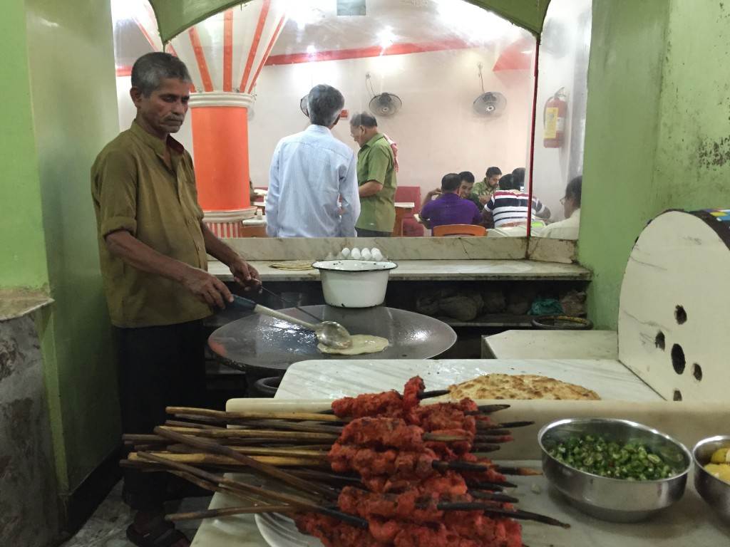 How The Tiny Taster Spent Her Time In Kolkata