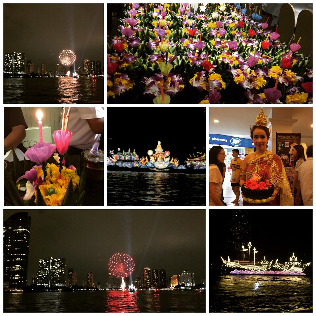 Thailand & The Loy Krathong Festival