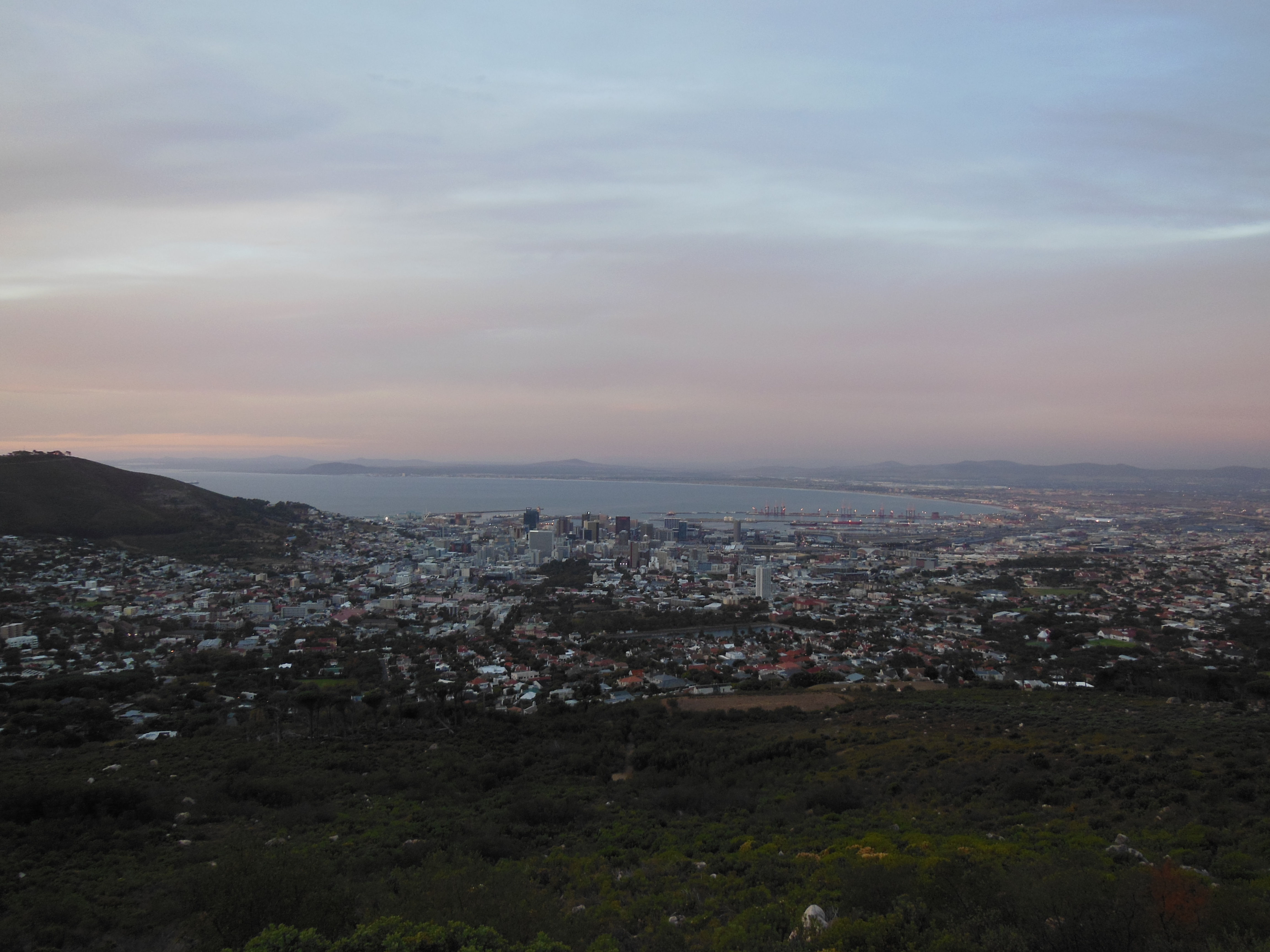 Exploring Cape Town, South Africa