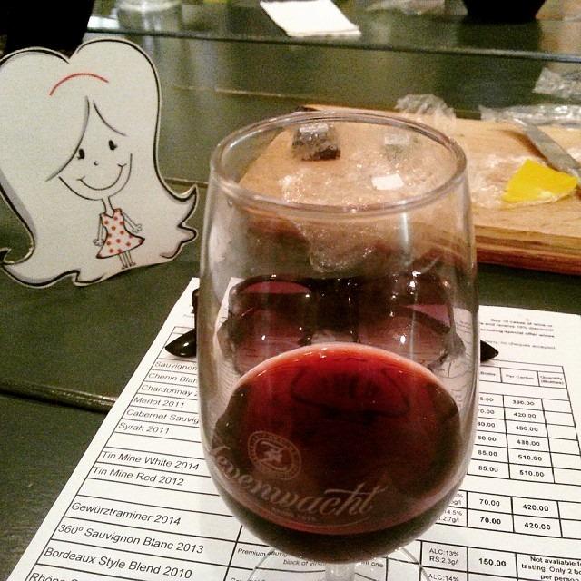SA wine