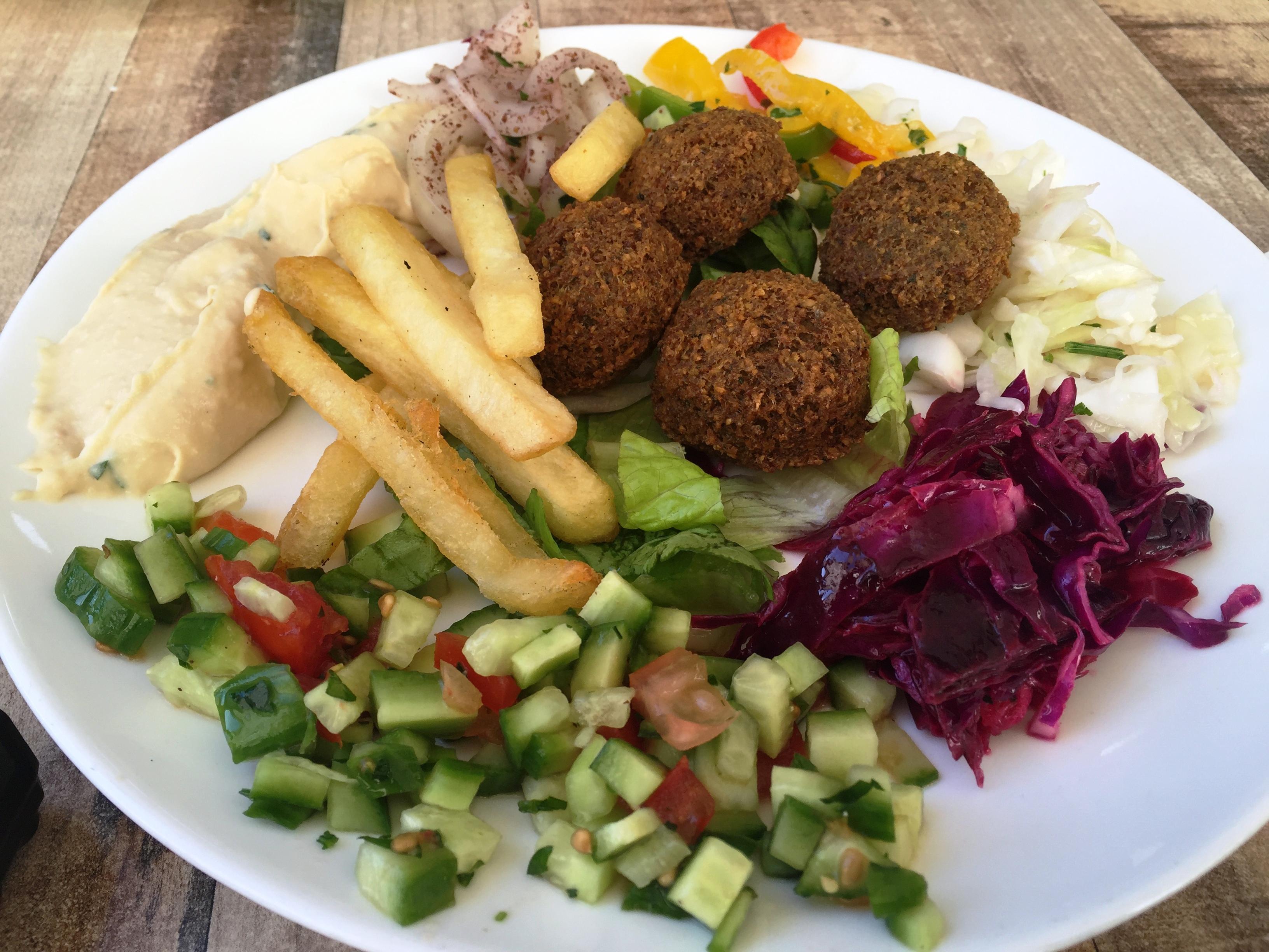 How To Make Israeli Food