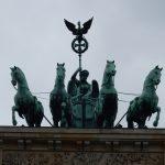 The brandenburg Gate Berlin